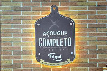 Inauguração Açougue Completo em parceria com Frigol